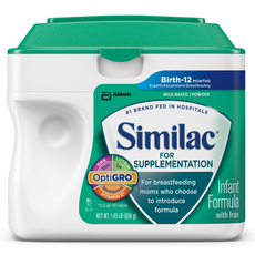 Similac® For Supplementation
