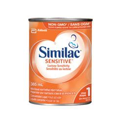 Similac 174 Sensitive 174 For Babies Sensitive To Lactose