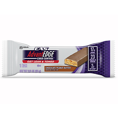ADVANTEDGE CARB CONTROL BAR CHOCOLATE CHIP PEANUT BUTTER