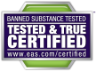 Tested and Certified Logo