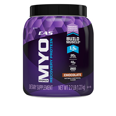 Myoplex Recovery Protein Chocolate