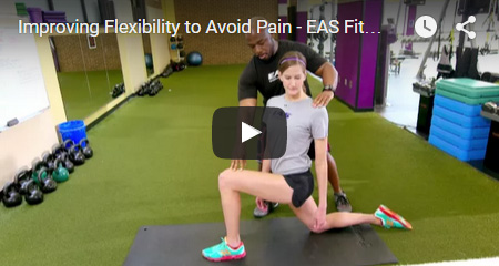 Improving Flexibility to Avoid Pain - EAS Fitness and Training