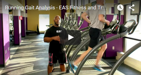Running Gait Analysis - EAS Fitness and Training