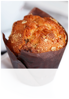 Apple-Pecan-Muffin