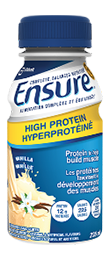Ensure High Protein offers complete, balanced nutrition in a variety of delicious flavours.