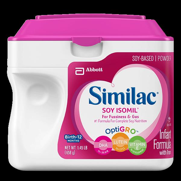 Similac 174 soy isomil 174 baby formula soy based similac 174