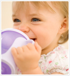 Baby bottle-weaning tips for 1-year-old babies