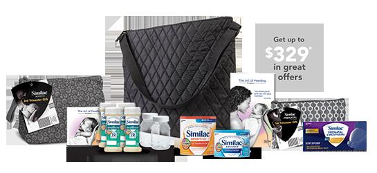 similac free hospital gift bag