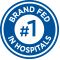 Number 1 Brand Fed In Hospitals