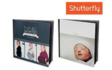 Free baby photo book from the Shutterfly® StorytellingTM Collection,† a $35 Value