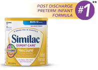 Similac Expert Care® NeoSure
