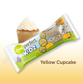 Yellow Cupcake bar