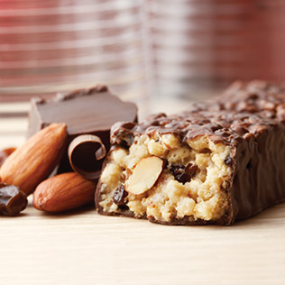 Chocolate Almond Raisin ingredients