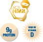 Acti-HMB, Protein and high in Vitamin D