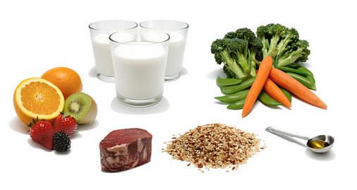 El adelgazamiento eficaz a 10 kg del menú
