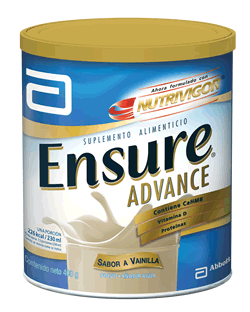 Ensure® Advance con NutriVigor