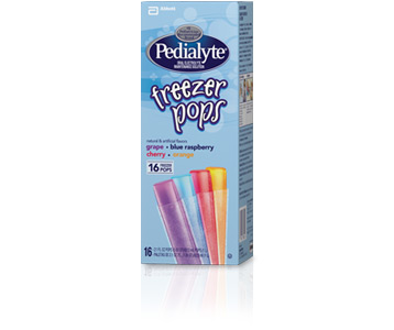 Pedialyte Freezer Pops product