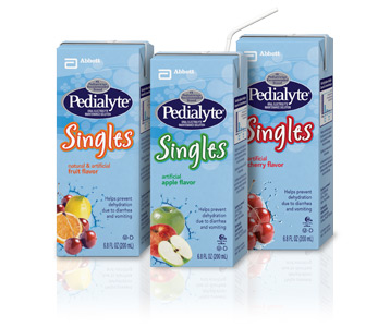Pedialyte Singles product