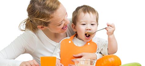 Bebeğinizin gelişmekte olan sindirim sistemi