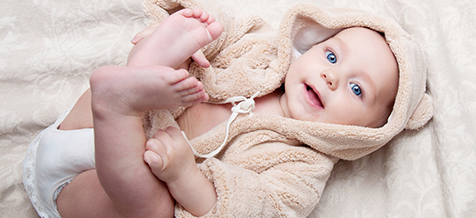 Bebekte ishal ve kabızlık