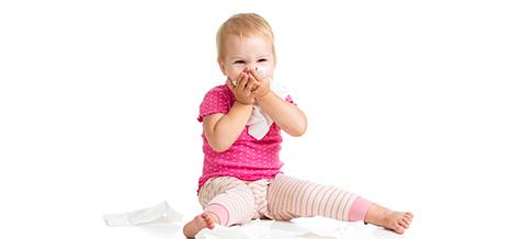 Bebeklerde Gıda Alerjileri