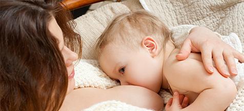Bebek emzirme pozisyonları