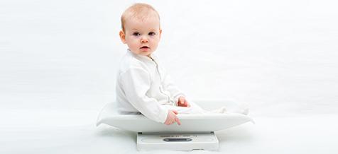 Bebeğinizin fiziksel büyümesi ve gelişimi