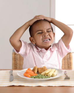 how to get a fussy toddler to eat