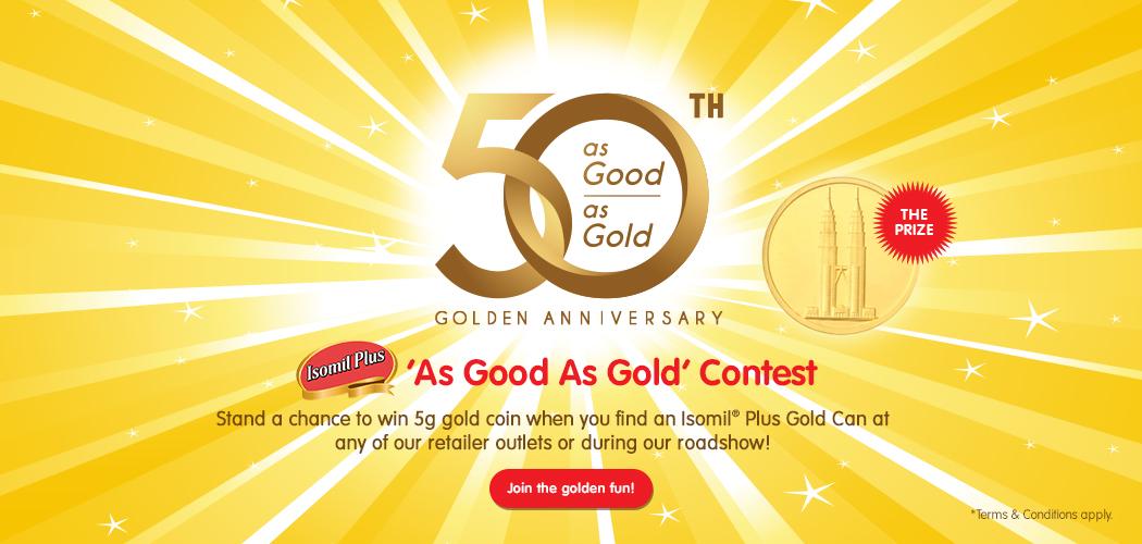 Gold contest