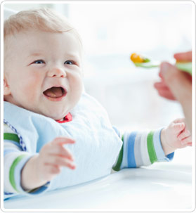 Solid food options you can add to your 7-month-old baby's diet