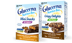 Glucerna Bars