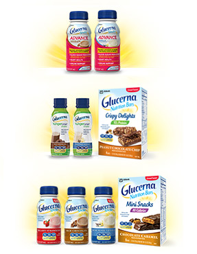 Glucerna Family of Product