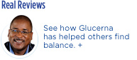 Real Reviews: See how Glucerna has helped others find balance