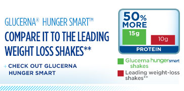 Check Out Glucerna Hunger Smart
