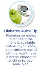 Diabetes Quick Tip