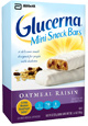 You may also like Glucerna Mini Snack Bars