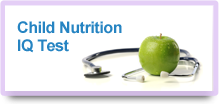 Child Nutrition IQ Test