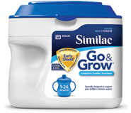 Similac Go and Grow