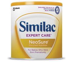 Similac® Expert Care® NeoSure®