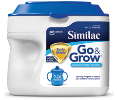 Similac Go & Grow®