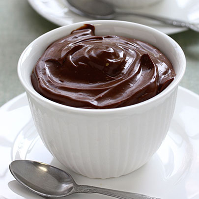 PediaSure® recipe for Pouding choco-noisette