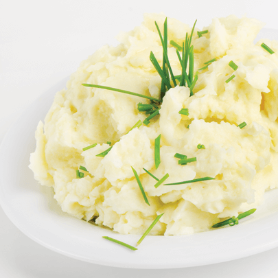 Homestyle mashed potato recipe