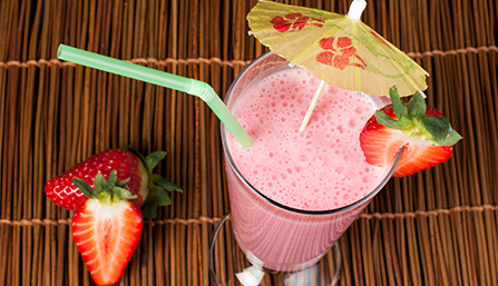 PediaSure® Berry Smoothie Recipe
