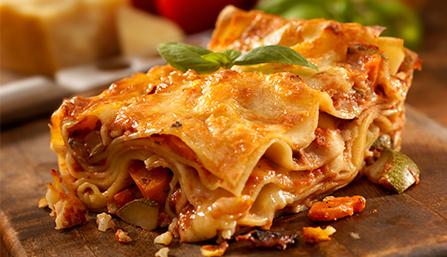 PediaSure® Vegetable Lasagna Recipe
