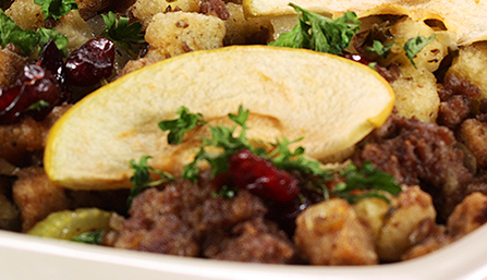 PediaSure® Apple Cranberry Stuffing Recipe