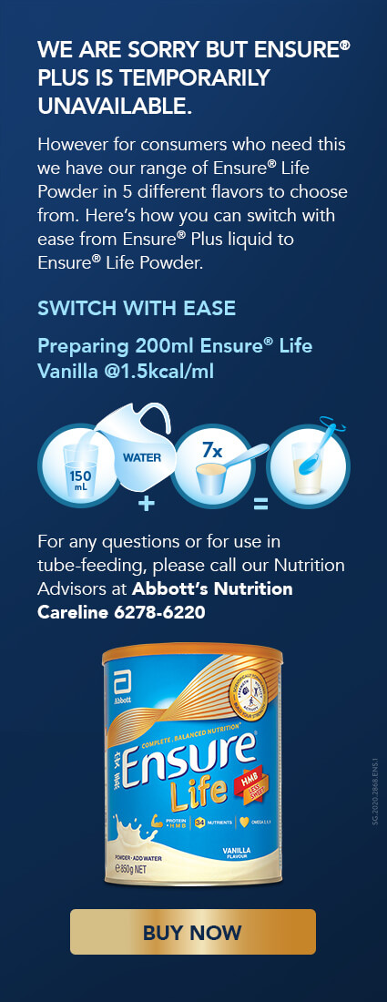 Ensure-Plus