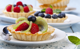 fruitytartlets
