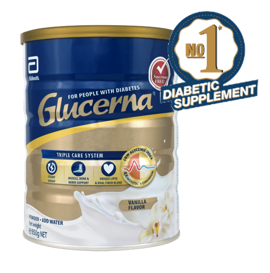 glucerna diet for diabetes