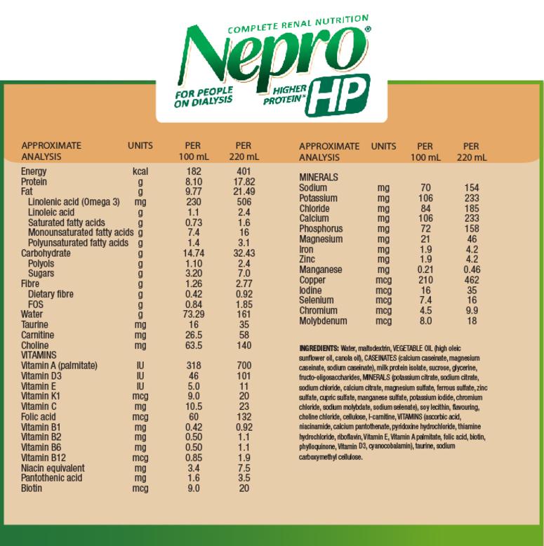 nepro hp banner