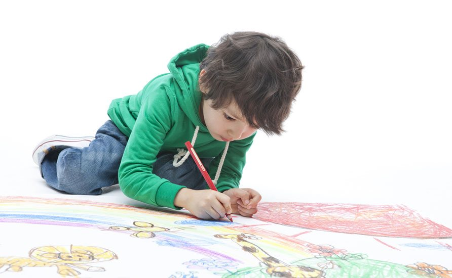 How drawing can help kids to learn better